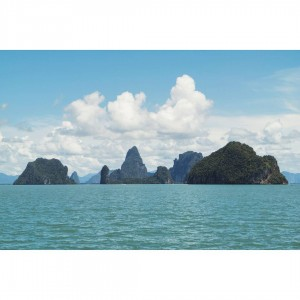 The impressive Phang Nga Bay phangngabay phangnga thailand travel phukethellip