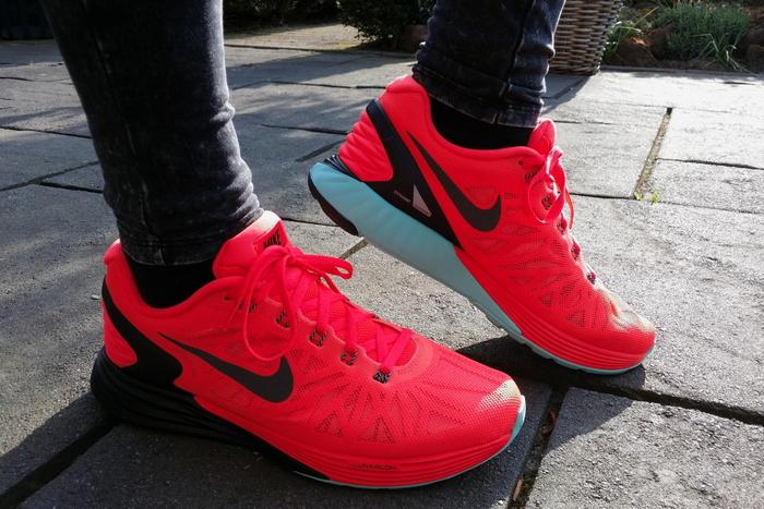Nike Lunarglide 6 hardloopschoenen running