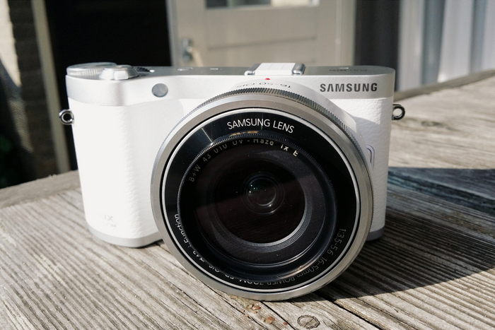 samsung camera systeemcamera nx300m 16-50mm lens