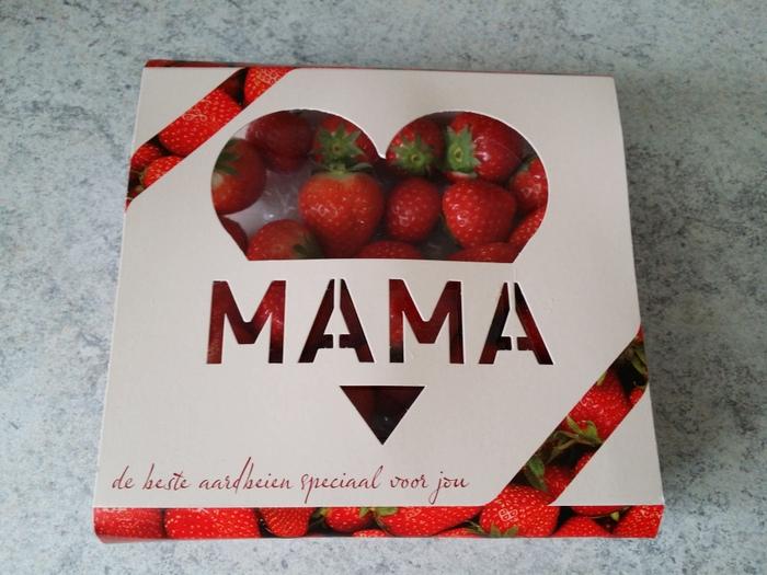 aardbeien moederdag