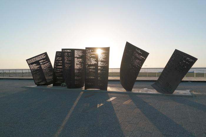 dodenherdenking tweede wereldoorlog bevreidingsdag katwijk monument vissers