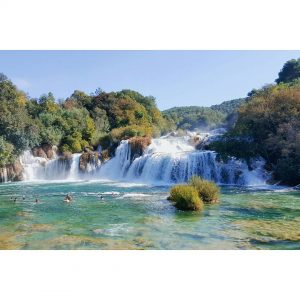 Krka waterfalls krka krkanationalpark waterfalls croatia europe traveling travelblogger dutchbloggerhellip