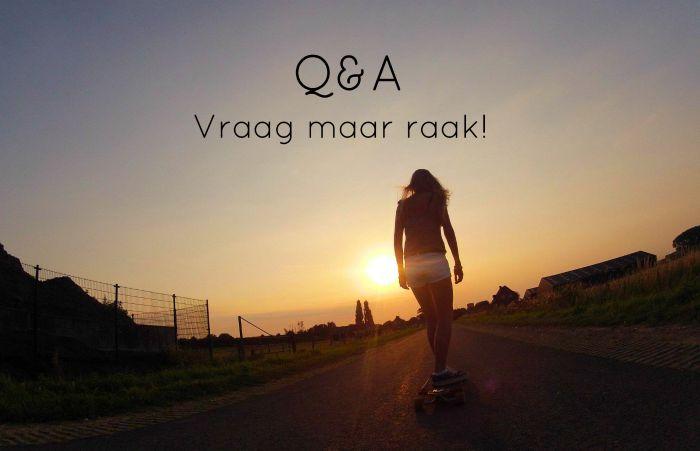 Q&A around san blog