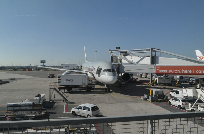 qatar airways schiphol amsterdam doha
