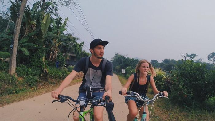 koh yao noi thailand cycling