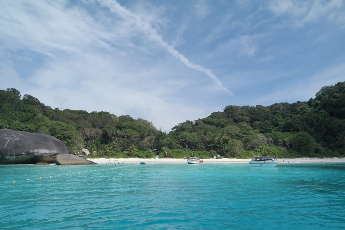Similan Islands eilanden thailand
