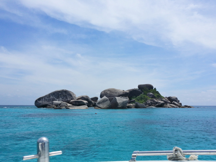similand islands eilanden thailand