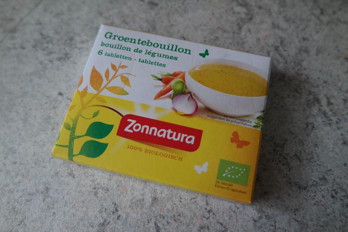 groentebouillon zonneture