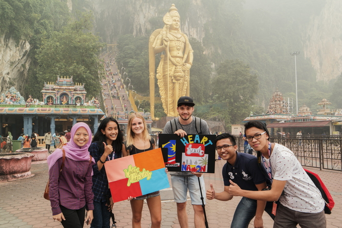 Batu Caves kuala lumpur maleisie malaysia