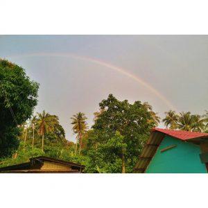 Rainbow  Karon Thailand rainbow thailand karon phuket nature photographyhellip