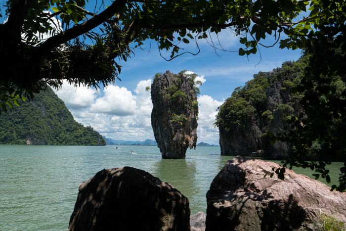 thailand phang nga james bond