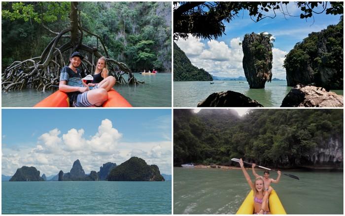 phang nga bay thailand james bond hong island penak island
