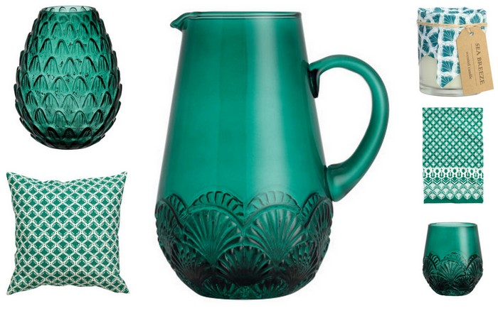 H&M Home petrol