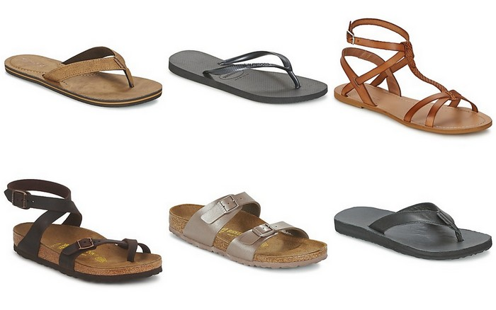 slippers zomer inspiratie sandalen