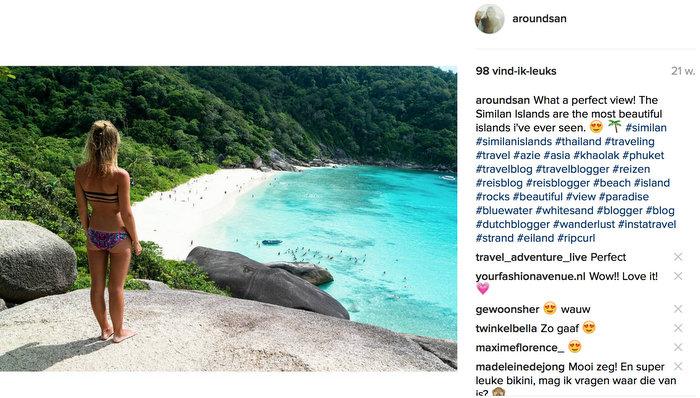 instagram thailand similan