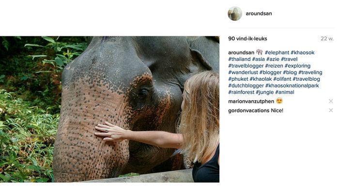Instagram thailand khao sok