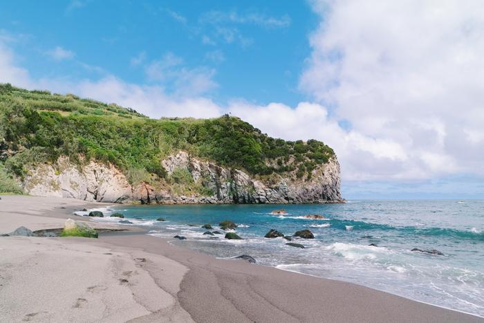 Praia dos Moinhos sao miguel azoren azores