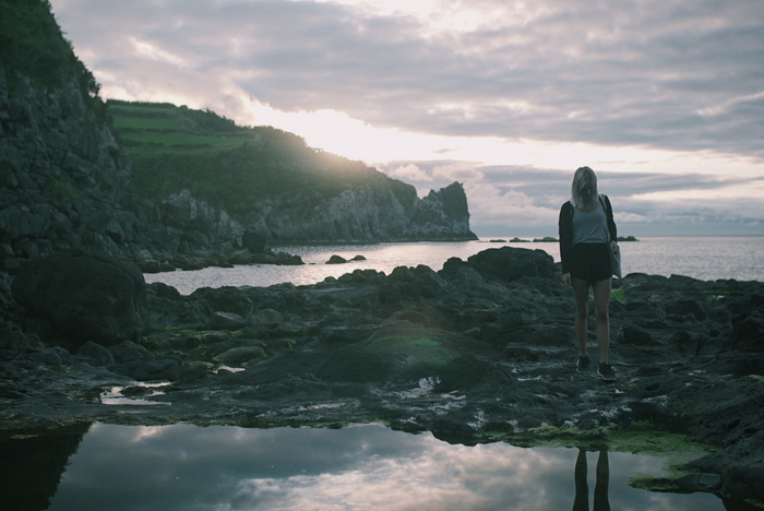 moinhos zonsondergang sunset sunrise azores azoren aroundsan sao miguel