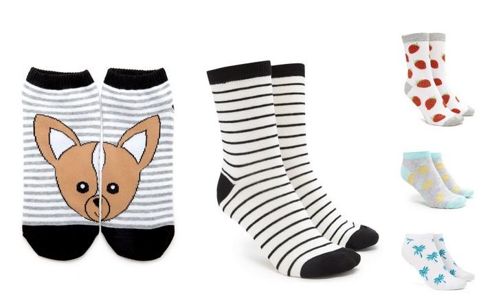 leuke, vrolijke en gekke sokken