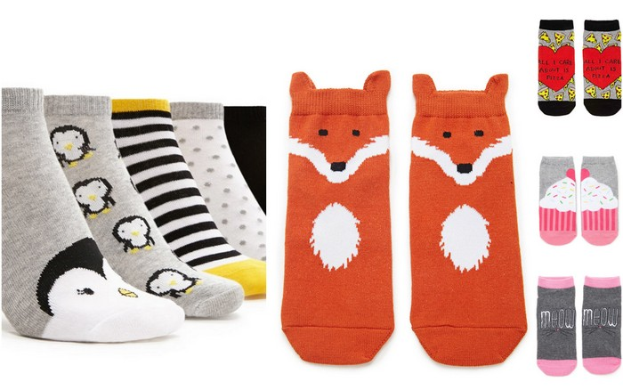 leuke, gekke en vrolijke sokken