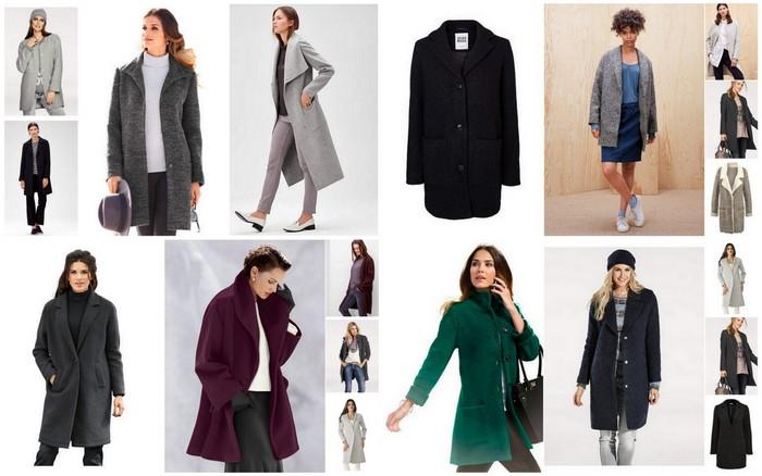 oversized wollen jas inspiratie herfst winter