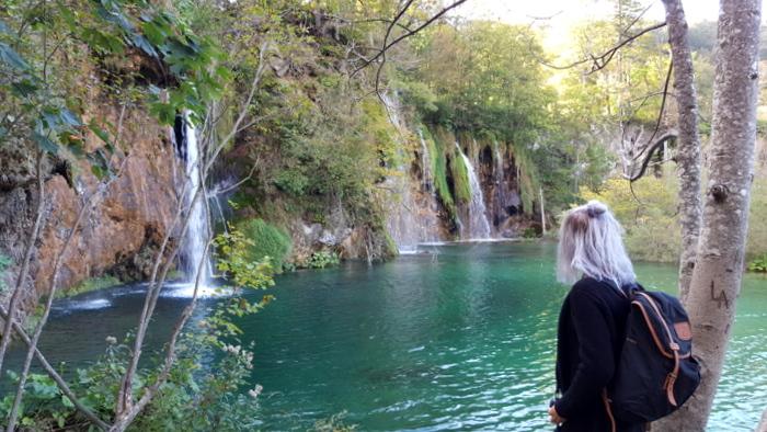 plitvice national park kroatie croatia