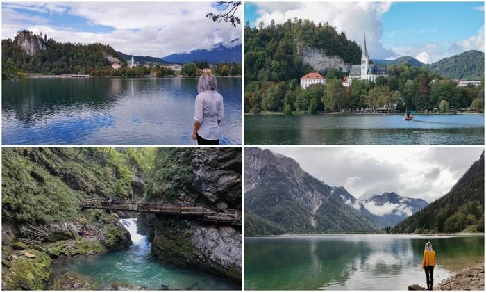 Slovenië #1 | Bled, Vintgar kloof & Lago del Predil (Italië)