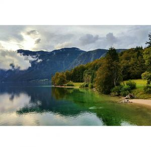 Lake Bohinj bohinj lakebohinj lake europe slovenia traveling travelblogger dutchbloggerhellip