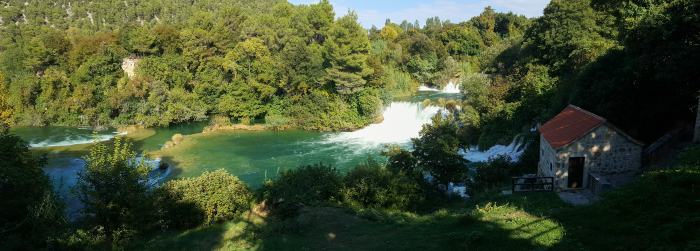 krka national park croatia kroatie