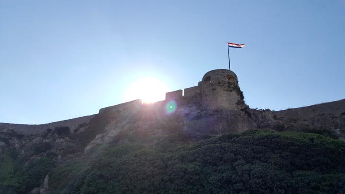 fortress of klis croatia kroatie game of thrones film location