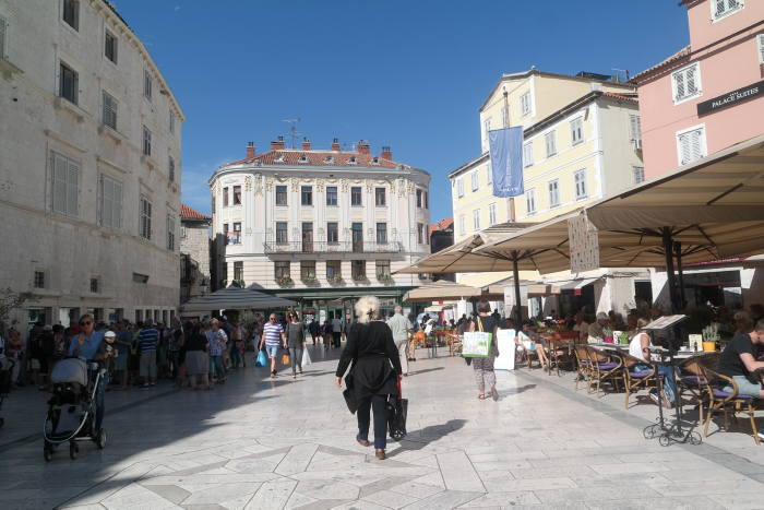 split croatia kroatië
