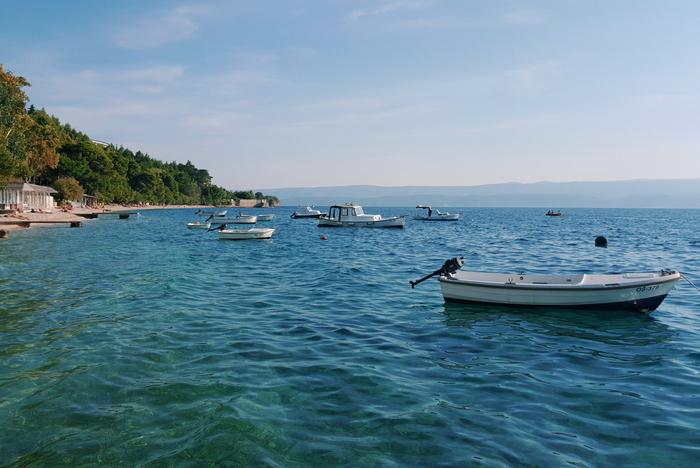 makarska riviera croatia kroatie omis