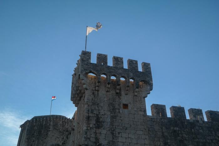 Trogir croatia kroatie