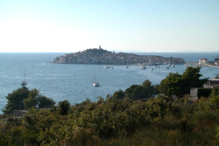 Primosten croatia kroatie