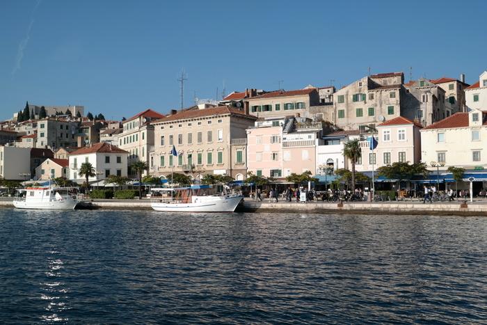 kroatie croatia sibenik