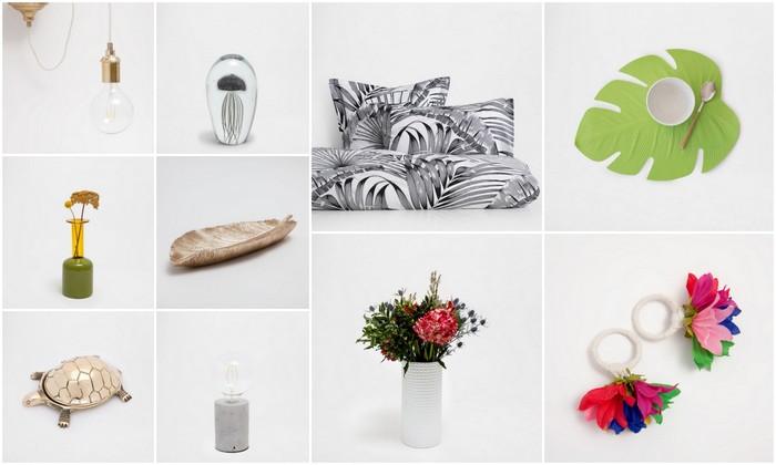 Lente inspiratie | De nieuwste Zara Home accessoires