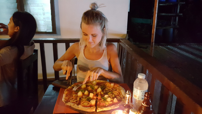 el nido palawan phillipines filipijnen altrove pizzeria