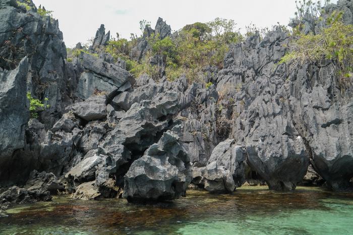 el nido bacuit archipel palawan filipijnen philippines