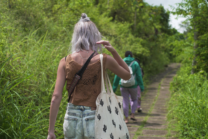 bali campuhan ridge walk ubud