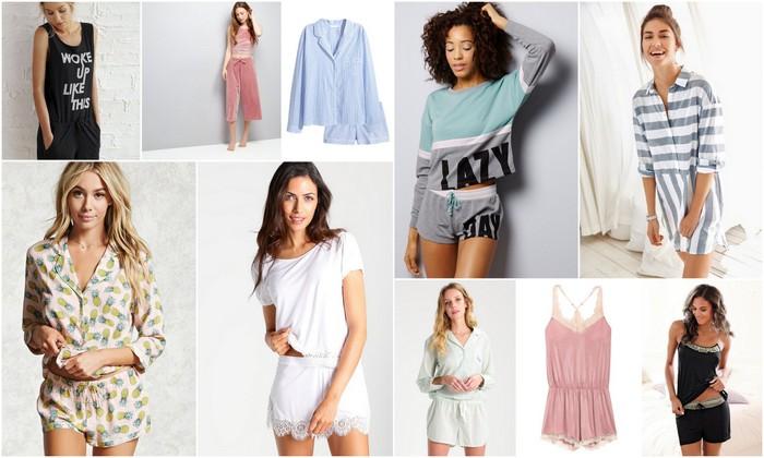Blijmakers | Leuke lente & zomer pyjama's #2