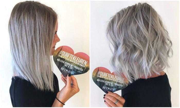 rob peetoom den haag before after voor na foto's grijs haar grey hair