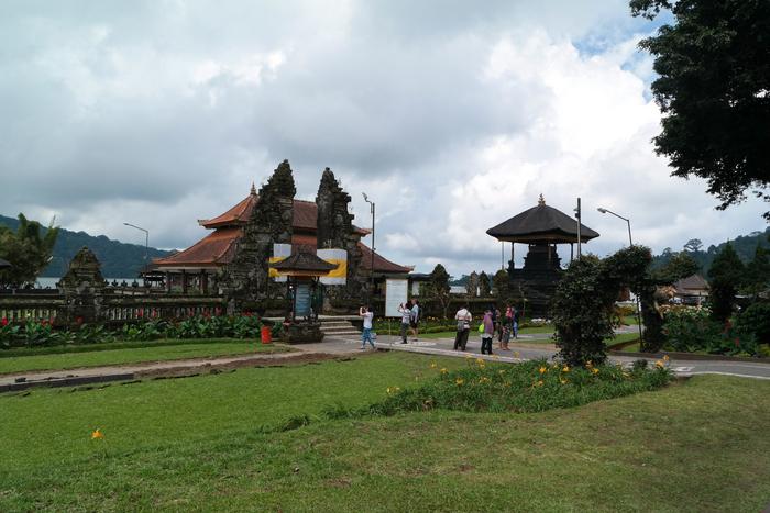 Pura Ulun Danu Bratan temple tempel bali indonesië indonesia