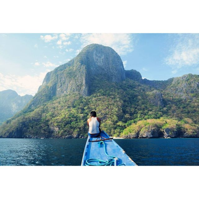 This Filipino man also enjoys this beautiful place while wehellip