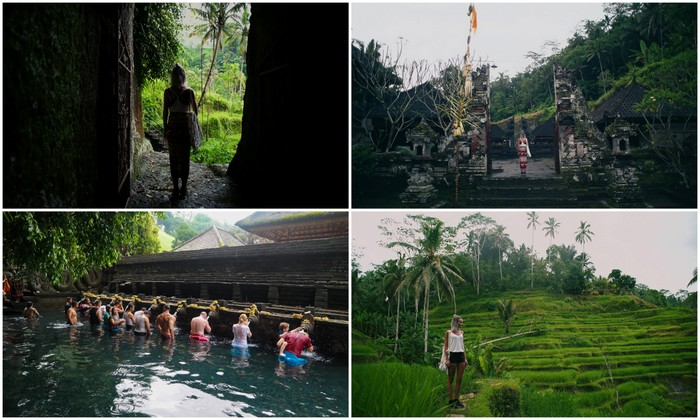 Bali | Tegalalang rijstvelden, Gunung kawi & Tirta Empul