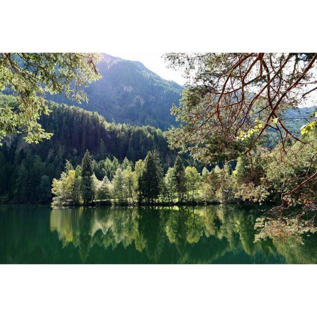 Its magic piburgersee piburg lake austria mountains mountainlake tirol tyrolhellip