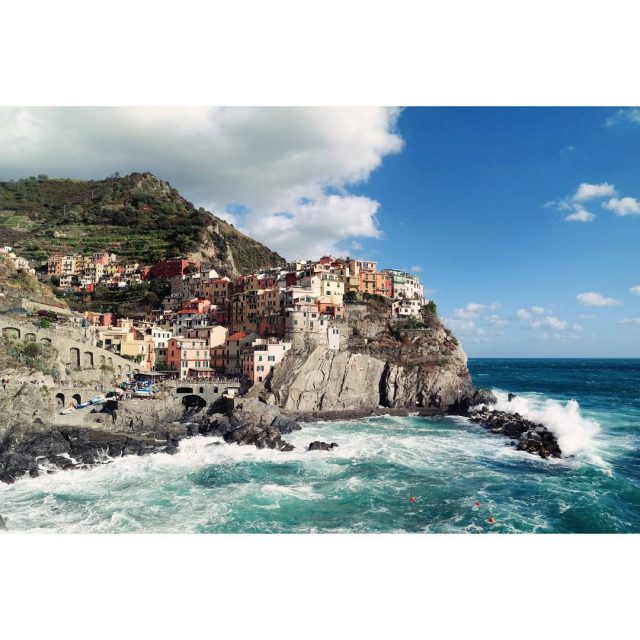 Today I visited Cinque Terre What else can I say?hellip