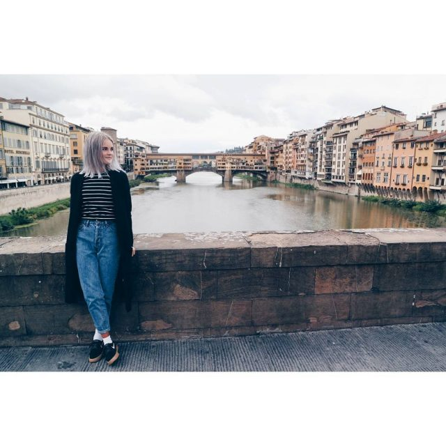 Florance! It was great florence italy italia pontevecchio firenze tuscanyhellip