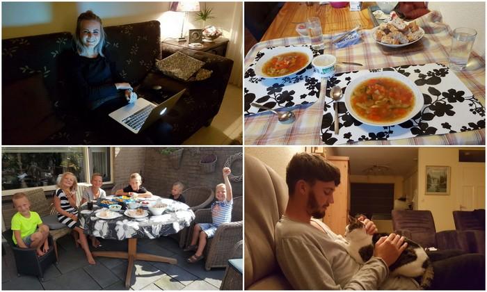 Photo Diary #120 | Samen koken, letterbord & Sims 4