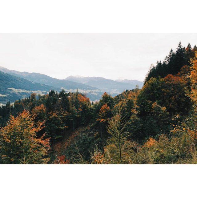 Autumn in Austria austria oostenrijk tirol tyrol wolfsklamm traveling travelhellip