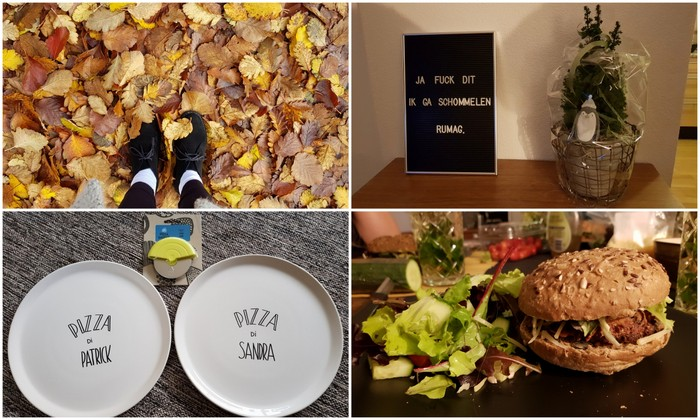 Photo Diary #126 | Paddoburgers, cadeaus & veel lekker eten
